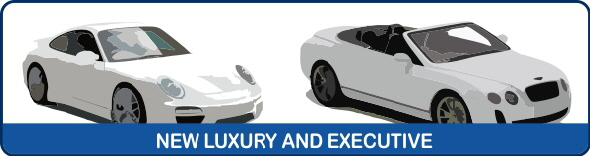 Luxury and Executive Cars